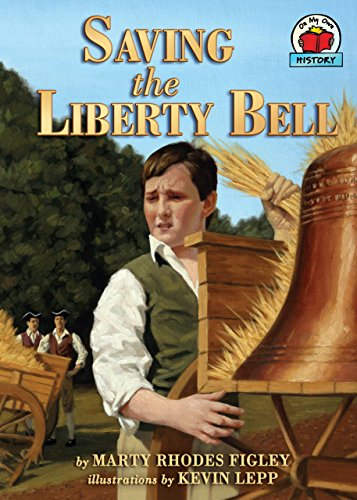 9781575055893: Saving the Liberty Bell (On My Own History (Hardcover))