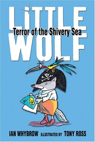 9781575056296: Little Wolf, Terror of the Shivery Sea
