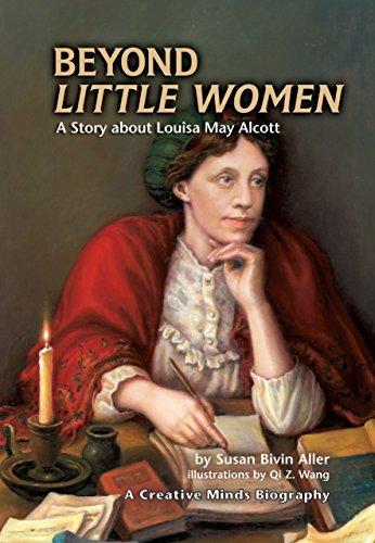9781575056364: Beyond Little Women (Creative Minds Biography) (Creative Minds Biographies)