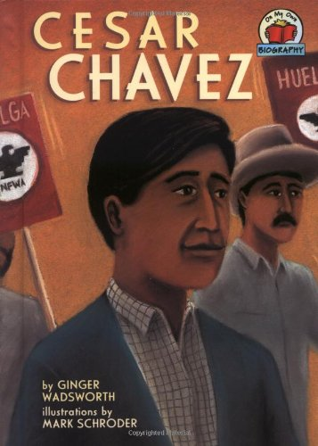 9781575056524: Cesar Chavez (On My Own Biographies)