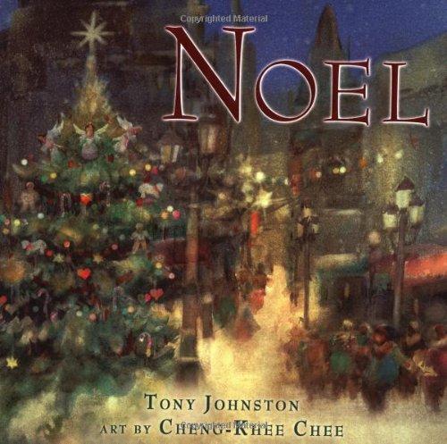 Noel: Johnston, Tony /
