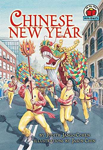 Library Book: Chinese New Year (On My Own, Holidays) (1575057638) by National Geographic Learning