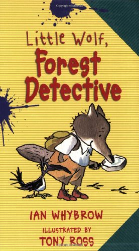 9781575058290: Little Wolf, Forest Detective