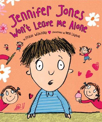 """9781575059211: Jennifer Jones Won""""t Leave Me Alone"""