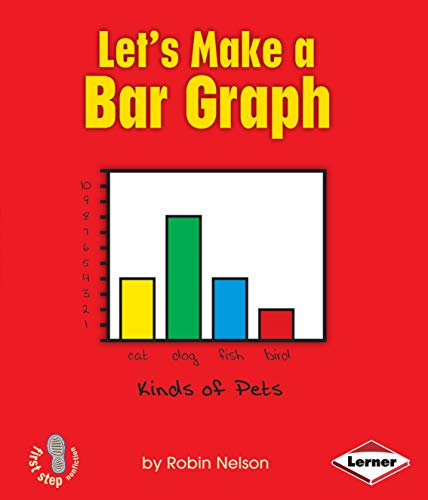 9781575059471: Let's Make a Bar Graph (First Step Nonfiction)