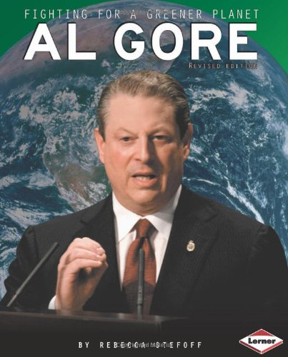 9781575059488: Al Gore: Fighting for a Greener Planet (Gateway Biographies)