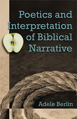 9781575060026: Poetics and Interpretation of Biblical Narrative