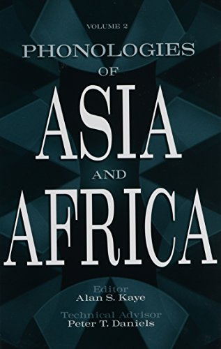 Phonologies of asia and africa including the caucasus