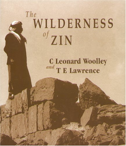 9781575060774: The Wilderness of Zin