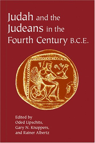Judah and the Judeans in 4th Century