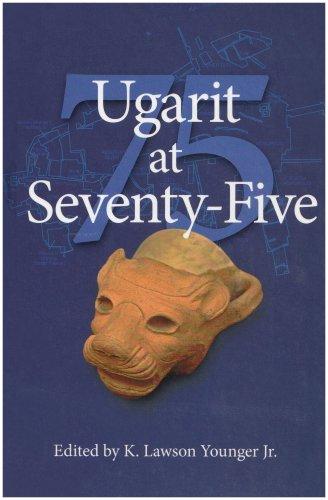 Ugarit at Seventy-Five