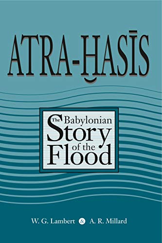 9781575061849: Atra Hasis: Babylonian Story of the Flood with the Sumerian Flood Story