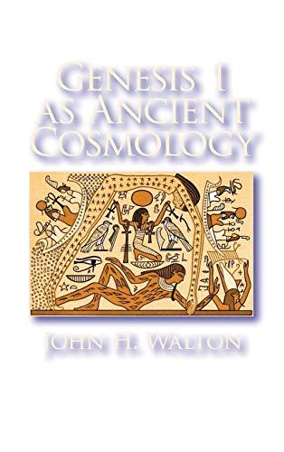 9781575062167: Genesis 1 as Ancient Cosmology