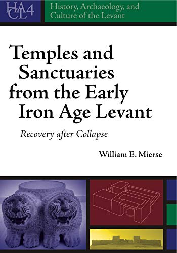 Temples and Sanctuaries from the Early I Recovery After Collapse