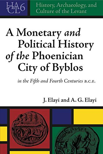 Monetary and Political Hist. Byb. HACL 6