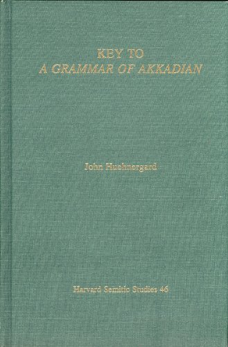 Key to a Grammar of Akkadian (Harvard: Huehnergard, John