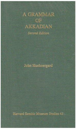 9781575069227: Grammar of Akkadian