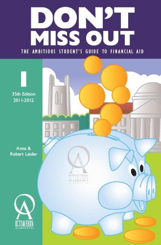 9781575091396: Don't Miss Out: The Ambitious Student's Guide to Financial Aid