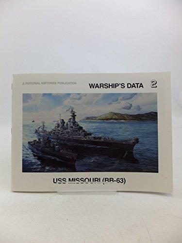 USS Missouri (BB 63) (Warship's Data): Robert F. Sumrall