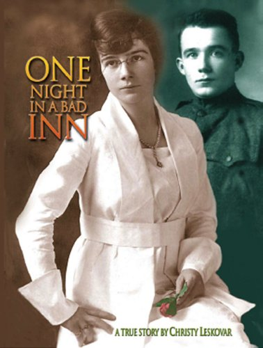 One Night in a Bad Inn (SIGNED): Leskovar, Christy