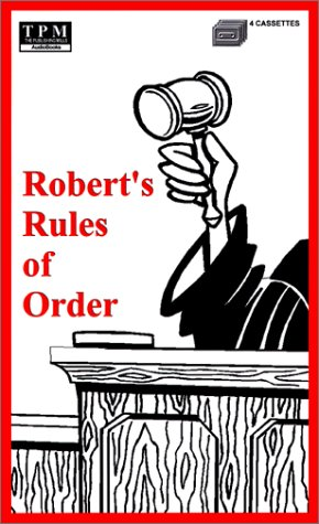 9781575110578: Robert's Rules of Order