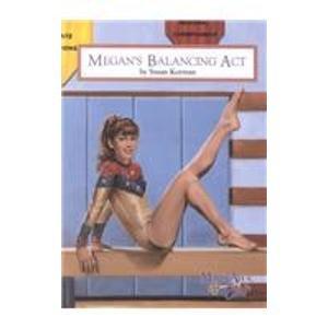 9781575131825: Megan'S Balancing Act (Magic Attic Club)