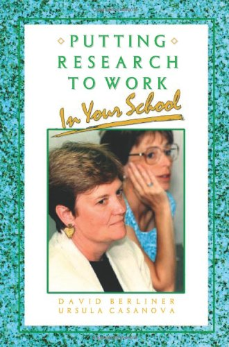 9781575170640: Putting Research to Work in Your School