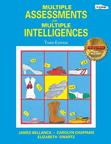 Multiple Assessments for Multiple Intelligences, 3rd Edition: James Bellanca, Carolyn
