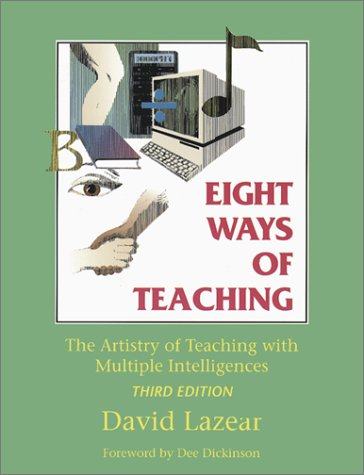 9781575171197: Eight Ways of Teaching: The Artistry of Teaching for Multiple Intelligences