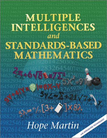 9781575171852: Multiple Intelligences and Standards-Based Mathematics