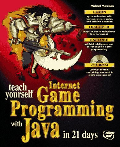 9781575211480: Teach Yourself Internet Game Programming With Java in 21 Days