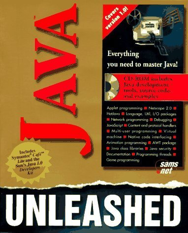Java Unleashed with Java Power Pack CD-ROM: Michael Morrison, John