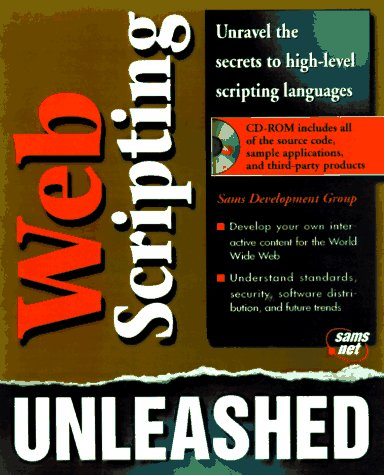 9781575211824: Web Scripting Unleashed