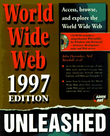 9781575211848: The World Wide Web Unleashed 1997 (Hardcover)
