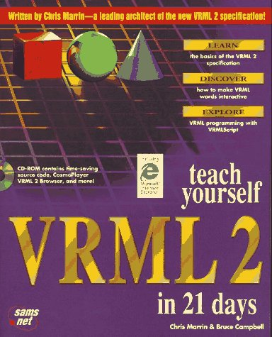 9781575211930: Teach Yourself Vrml 2 in 21 Days (Sams Teach Yourself)