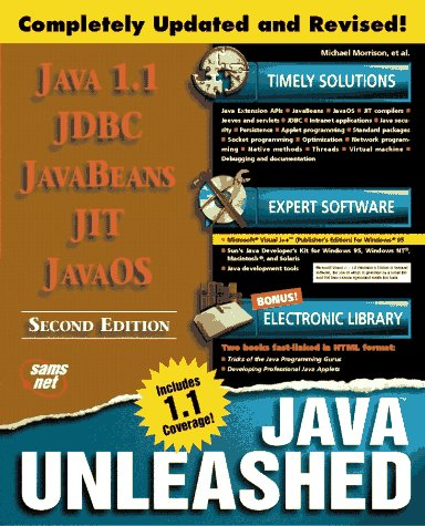 Java Unleashed: Morrison, Michael