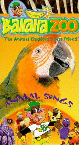 9781575234458: Banana Zoo:Animal Songs [VHS]