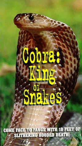 9781575235585: Cobra:King of Snakes [VHS]