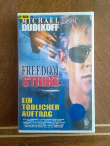 9781575237480: Freedom Strike [VHS]