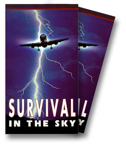 9781575238524: Survival in the Sky Boxed Set [VHS]