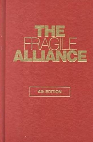 9781575240053: The Fragile Alliance: An Orientation to the Psychiatric Treatment of the Adolescent