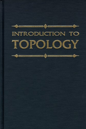 Introduction to Topology - Baker, Crump W