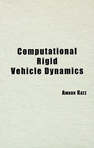 Computational Rigid Vehicle Dynamics: Katz, Amnon
