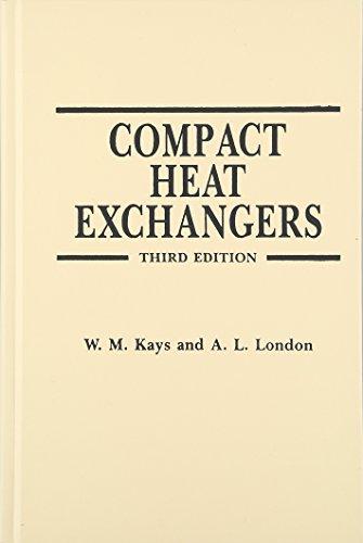 9781575240602: Compact Heat Exchangers