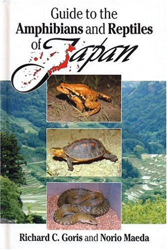 9781575240855: Guide to the Amphibians and Reptiles of Japan
