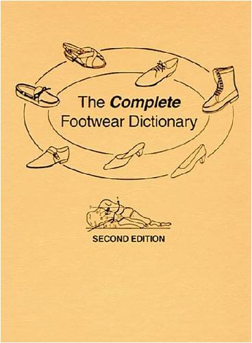 9781575241142: The Complete Footwear Dictionary