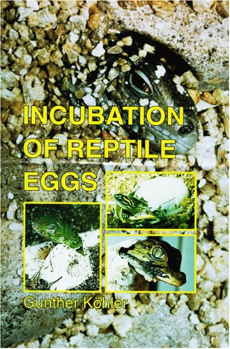 9781575241937: Incubation of Reptile Eggs: Basics, Guidelines, Experiences