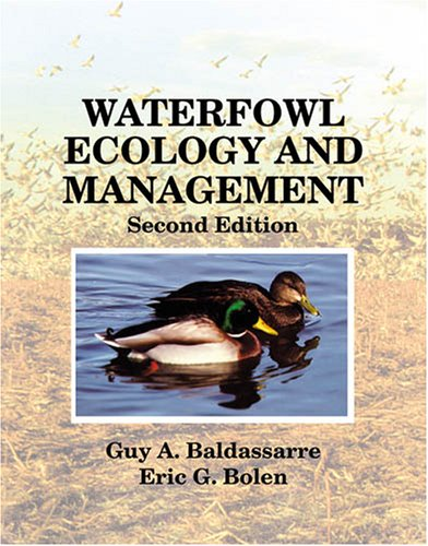 9781575242606: Waterfowl Ecology and Management