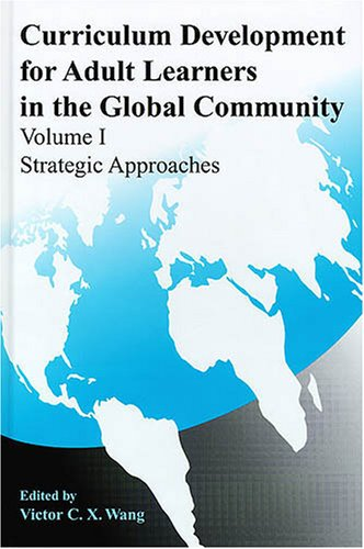9781575242965: Curriculum Development for Adult Learners in the Global Community Volume 1: Strategic Approaches