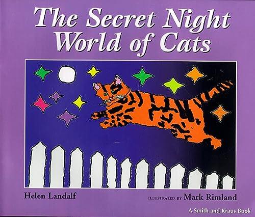 The Secret Night World of Cats: Landalf, Helen